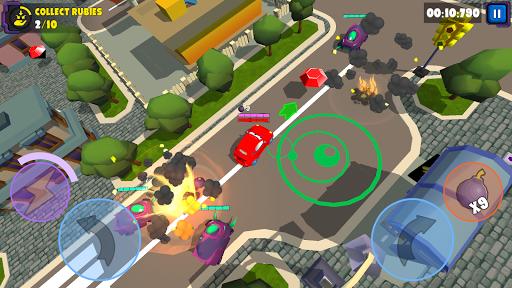 Car Eats Car 3D: Racing Arena 1.0 screenshots 18