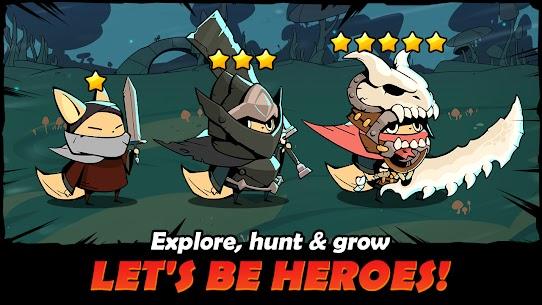 Idle Hero Battle Mod Apk (Unlimited Gold/Gemstone/Skills) 8