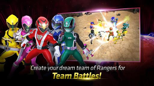 Power Rangers: All Stars 1.0.5 Screenshots 12