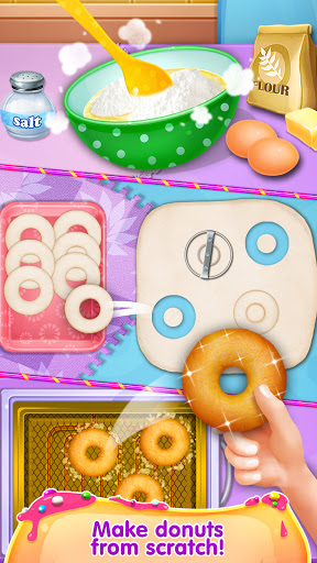Sweet Donut Desserts Party! 1.3 screenshots 8