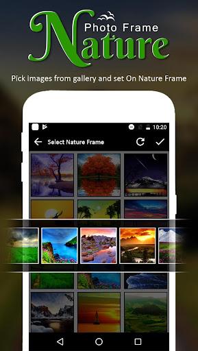 Nature Photo Editor  screenshots 1