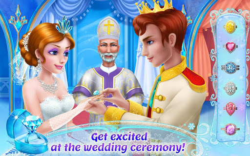 Ice Princess - Wedding Day  screenshots 13