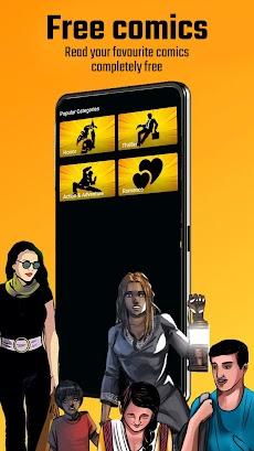 Free Comics - Pratilipi Comicsのおすすめ画像3