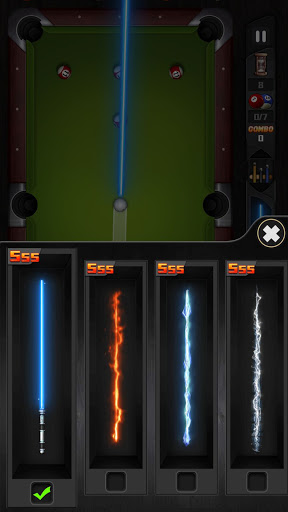 Shooting Pool-relax 8 ball billiards 1.5 screenshots 4