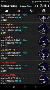 WiFi Analyzer Premium Free Apk Download 5