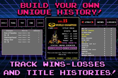 80s Mania Wrestling Returns 1.0.77 screenshots 5