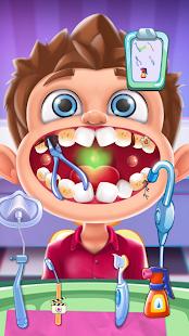 Crazy Doctor - Dentist Games 1.0.0 screenshots 1