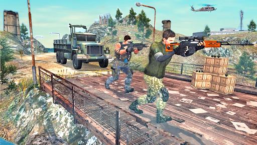 Border War Army Sniper 3D android2mod screenshots 7
