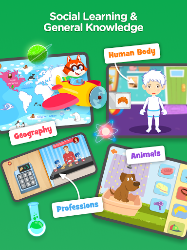 Kiddopia: Preschool Education & ABC Games for Kids 2.2.2 screenshots 13