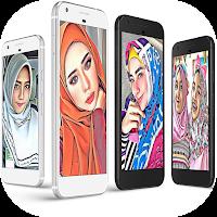 Muslimah Cartoon Wallpaper