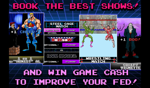 80s Mania Wrestling Returns 1.0.77 screenshots 13