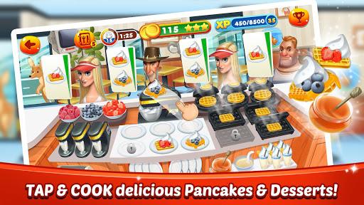 Cooking Food Chef & Restaurant Games Craze  screenshots 3