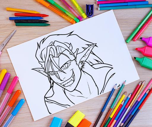 How To Draw Cartoon Anime  Screenshots 23
