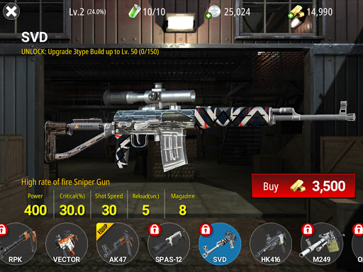 Dead Fire: Zombie shooting apktram screenshots 18