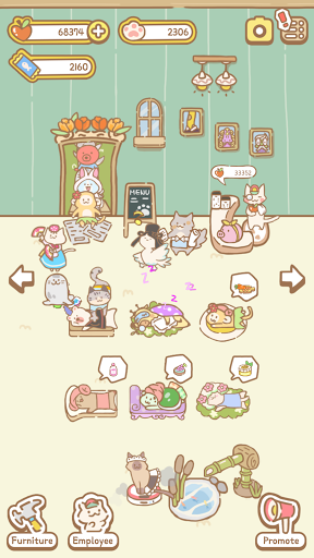 Cat Spa  screenshots 1