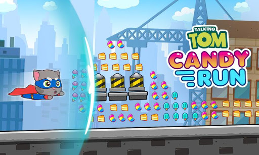 Talking Tom Candy Run apkdebit screenshots 7