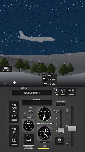 Flight Simulator 2d - realistic sandbox simulation  screenshots 5
