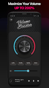 Volume Booster – Sound & Loud Speaker Booster MOD APK 1