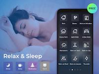 screenshot of Sleep Sounds - Rain Sounds & Relax Music