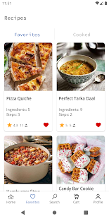 Easy Recipes 6.11 APK screenshots 4