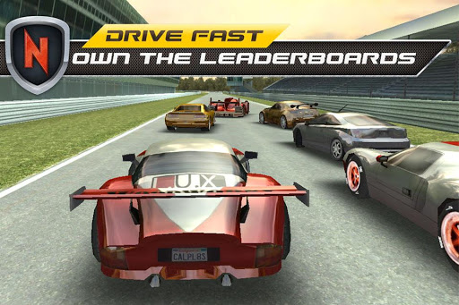 Real Car Speed: Need for Racer 3.8 screenshots 2
