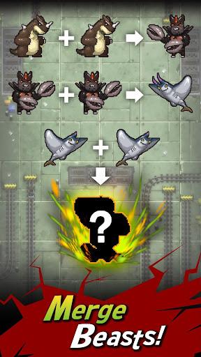 World Beast War: Merge Rampage Monsters 2.002 screenshots 3