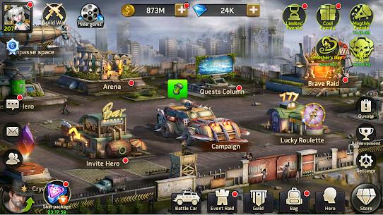 Zombie Strike : Last War of Idle Battle (AFK RPG) 6