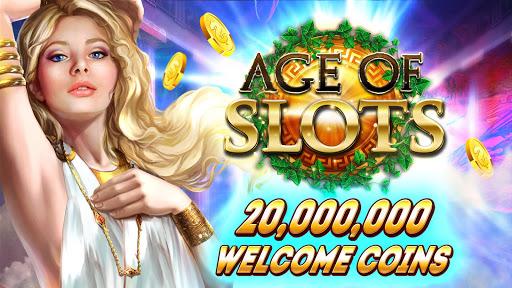 Age of Slotsu2122 Best New Hit Vegas Slot Games Free  Screenshots 11