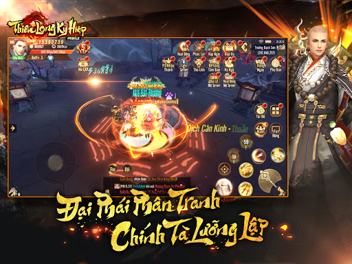 Thiu00ean Long Ku1ef3 Hiu1ec7p screenshots 7