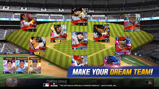 MLB Perfect Inning 2020 apkslow screenshots 8