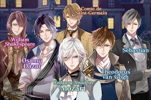 Ikemen Vampire Otome Games  screenshots 8