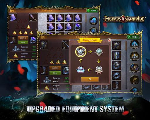 Heroes of Camelot 9.4.5 screenshots 14