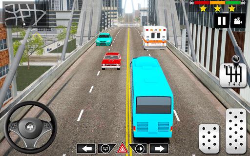 Mountain Bus Simulator 3D apktram screenshots 7