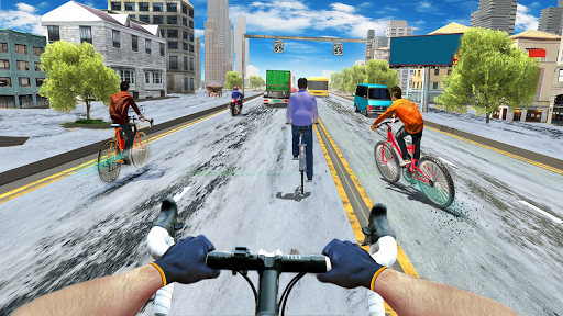 Cycle Racing Games - Bicycle Rider Racing 1.2.0 screenshots 11