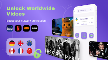 VPN Free - Private VPN App, Fast Secure, Proxy