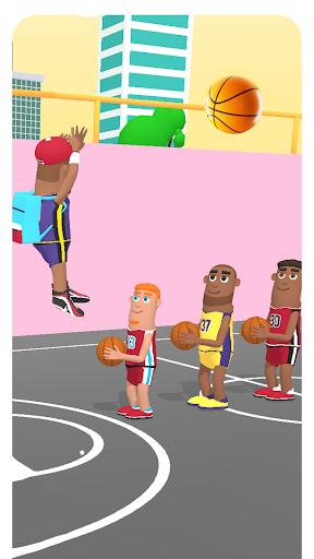 Basketball Blocker apktreat screenshots 1