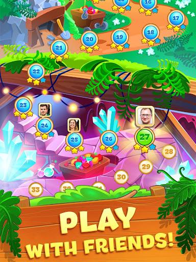 Crystal Crunch: New Match 3 Puzzle | Swap Gems 1.7.1 screenshots 13