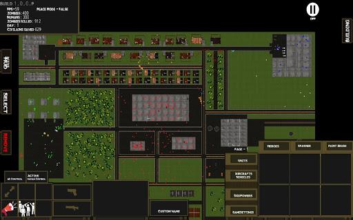 Zombie Simulator Z - Free 2.0.0 screenshots 8