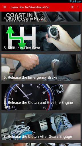Learn How To Drive Manual Car Easy Screenshot 2