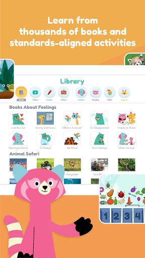 Khan Academy Kids: Free educational games & books apkdebit screenshots 3