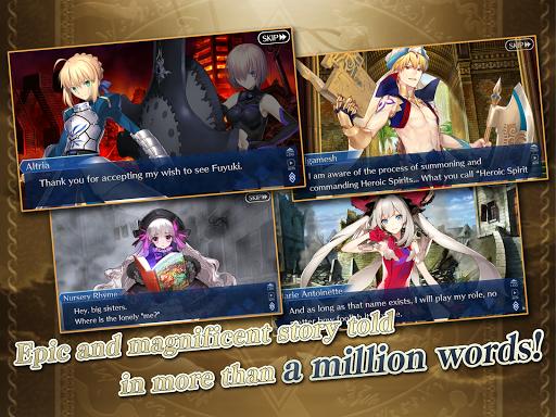 Fate/Grand Order (English) goodtube screenshots 8