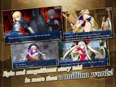 Fate/Grand Order (English) fgo jp apk Lastest Version 2021** 14