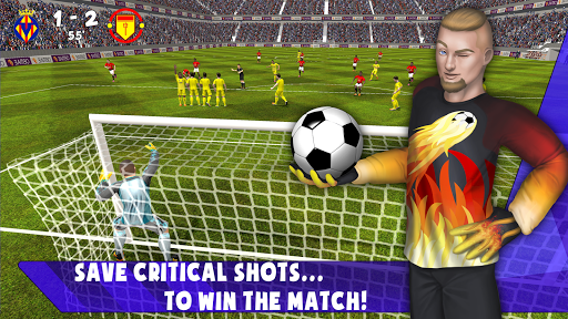 Soccer Goalkeeper 2019 - Soccer Games 1.3.6 Screenshots 6