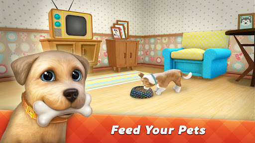 Dog Town: Pet Shop Game, Care & Play Dog Games 1.4.54 screenshots 5