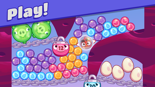Angry Birds Dream Blast - Bird Bubble Puzzle goodtube screenshots 4