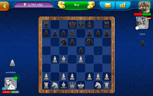 Chess LiveGames - free online game for 2 players 4.00 screenshots 19