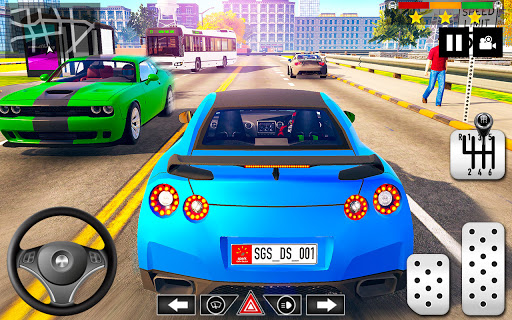 Car Driving School 2020: Real Driving Academy Test android2mod screenshots 5