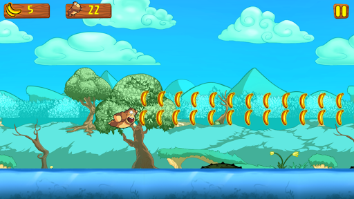 Banana King Kong - Super Jungle Adventure Run 3.1 screenshots 7