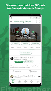 FitTogether - Social Fitness and Gym Community App