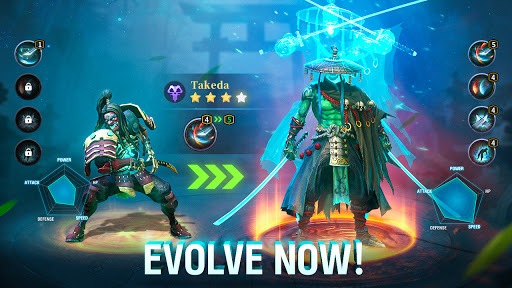 Idle Arena: Evolution Legends 2.6 screenshots 2